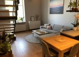 Dwupoziomowe mieszkanie - loft - wysoki standard!